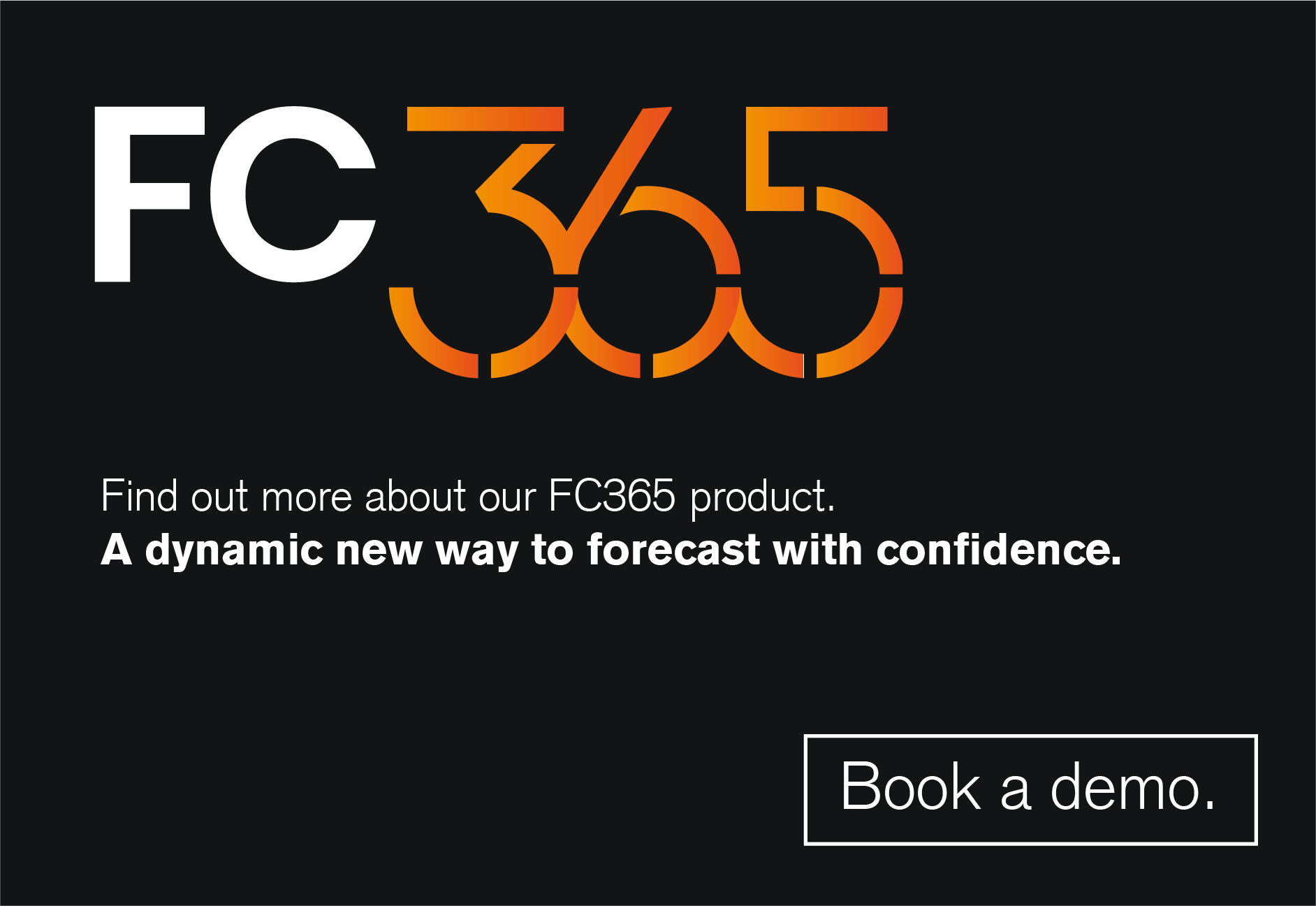 Book and FC365 Demo now